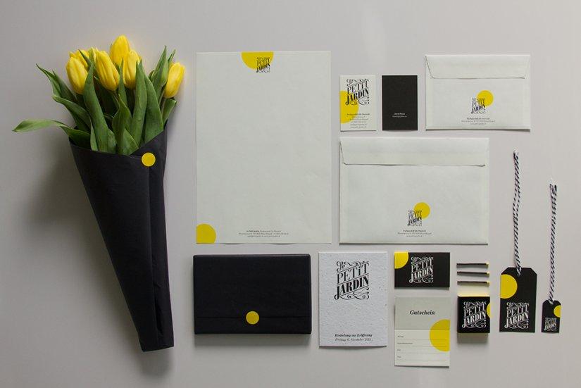 Büro Strebel   le Petit Jardin zum Blühen gebracht